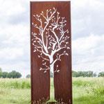 Sichtschutz Gartenwand 75x195 cm