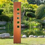 Sichtschutz Gartenwand 35x195 cm